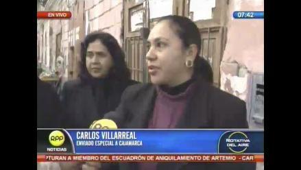 Cajamarquinos respaldan invitación de Gregorio Santos a Humala