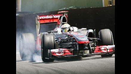 Mire las mejores postales de la sesión de práctica del GP de Brasil
