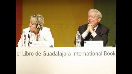 Feria del Libro de Guadalajara inició con Herta Müller y Vargas Llosa