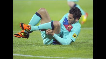Barcelona cayó ante Getafe y quedó a seis puntos del Real Madrid