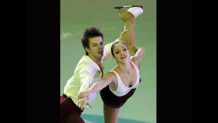 ´Isu´gran premio de Rusia en patinaje artístico