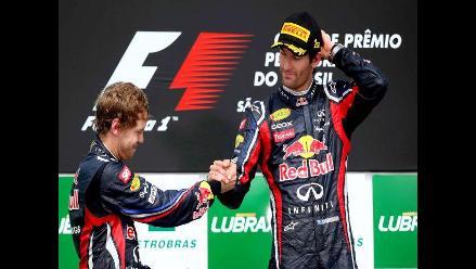 Mark Webber: El año que viene tendré una mejor temporada