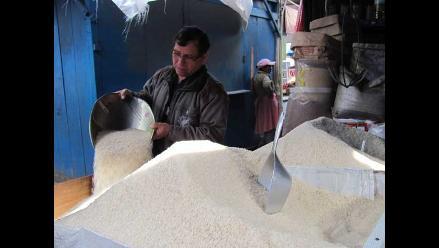 Lambayeque: Precio del arroz subirá por condiciones actuales de sequía