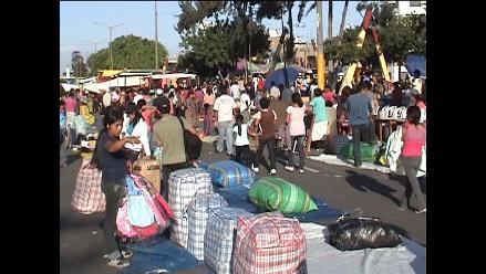 Arequipa: Ambulantes deberán asistir a charlas sobre seguridad