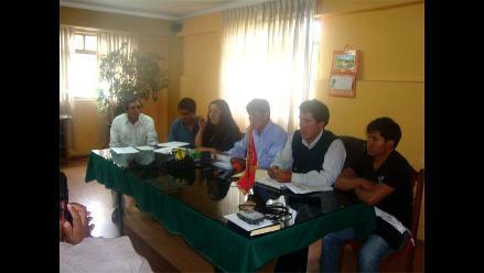 Andahuaylas: Acuerdan conformar Consejo de Recursos Hídricos de Cuenca