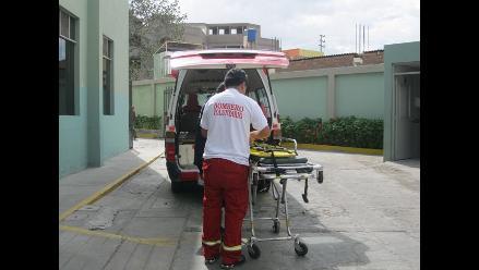 La Libertad: Un herido grave tras accidente vehicular en Pacasmayo