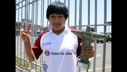 Jorge Cori anhela darle más títulos mundiales al Perú