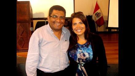Anelhí Arias se reconcilia con el doctor César Olaya