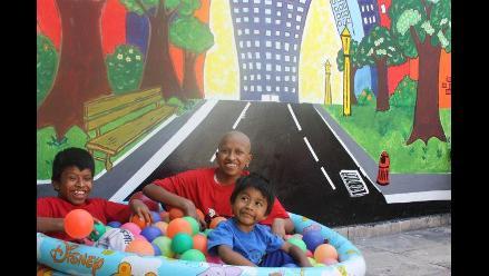 Venta de obras de arte a favor de niños con cáncer