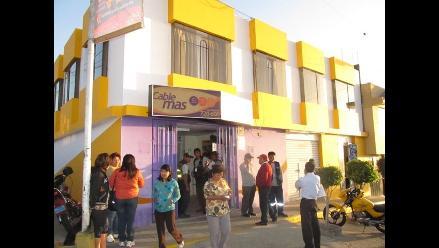 Arequipa: Roban 6 500 soles de agencia de cobro de televisión por cable