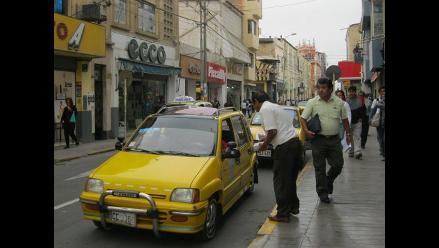 El robo en taxi es la modalidad más frecuente en Pueblo Libre