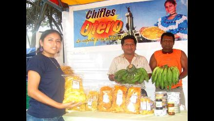 Realizan Feria del Chifle en Piura