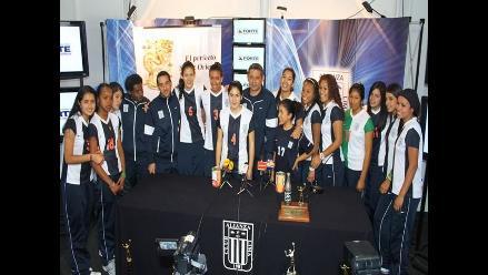 Alianza Lima líder de la Liga de Vóley tras vencer a Deportivo Wanka