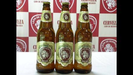 León de Huánuco lanzó su propia cerveza con ayuda del Grupo Aje