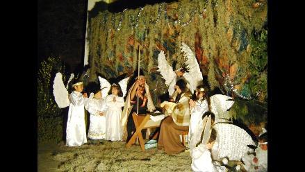 Costumbres de una navidad en Huamachuco