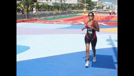 Triatlón peruano culmina participación en Juegos de Playa en Manta