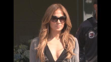Jennifer Lopez se despidió de sus fans peruanos