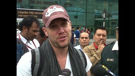 Gian Marco Zignago le pidió a Calle 13 que tenga respeto por el Perú