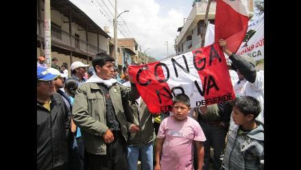 Plantean auditoría internacional para acabar con conflicto por Conga