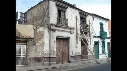 Trujillo: Casonas del Centro Histórico están a punto de colapsar