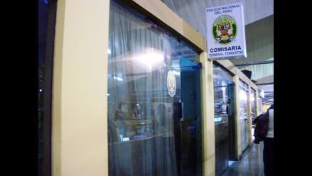 Arequipa: Roban a turistas dentro de bus interprovincial