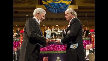 Un año del discurso del Nobel de Literatura Mario Vargas Llosa