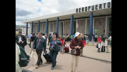 Detienen a dos burrier españolas en aeropuerto del Cusco
