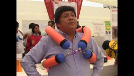Creaciones peruanas destacan en X Concurso Nacional de Invenciones