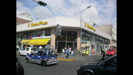 Arequipa: Comerciantes preocupados por baja en ventas
