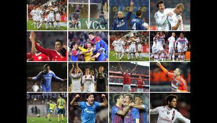 Conozca a los clasificados a octavos de final de la Liga de Campeones
