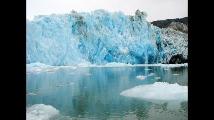 Glaciar en Campos de Hielo Sur retrocede un kilómetro en un año
