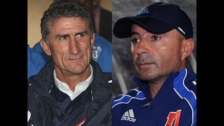 Edgardo Bauza supera a Jorge Sampaoli en duelos como técnicos