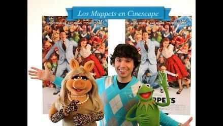 Miss Piggy y la rana René, ahora Kermit, estarán en Cinescape