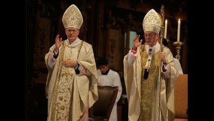 Cardenal y enviado del Papa oficiaron misa a la Inmaculada Concepción