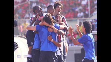 Alianza Lima se impuso a Juan Aurich en Chiclayo en primer play off