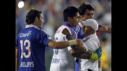 LDU y U. de Chile se enfrentan en primera final de la Sudamericana