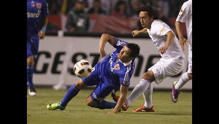 Reviva el triunfo de la U. de Chile sobre LDU en la Sudamericana