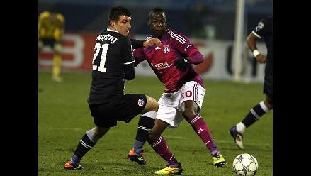 Dinamo Zagreb vuelve a descartar amaño de partido ante el Lyon