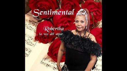 Robertha, La Voz del Amor, presenta su disco