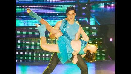 Reyes del show: Jesús Neyra abre la semifinal bailando disco