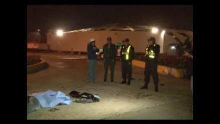 Motociclista muere tras ser embestido por automóvil en San Bartolo