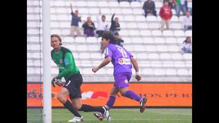 Así venció Alianza Lima al Aurich en último duelo disputado en Matute