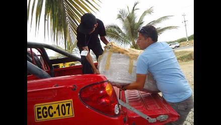 Tumbes: Intervienen a hombre con 40 kilos de clorhidrato de cocaína