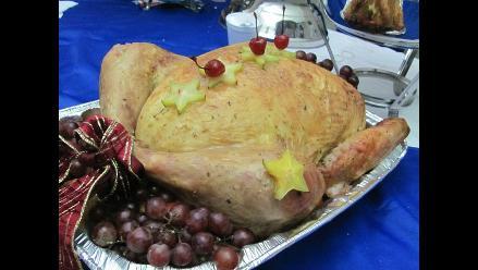 Precio del pavo y las uvas en alza por cercanía de Navidad y Año Nuevo