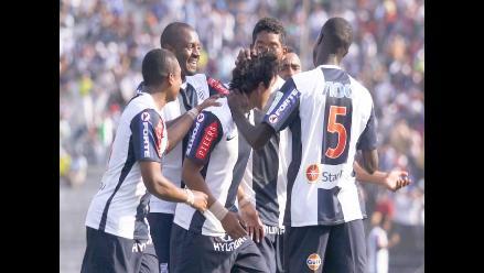 Alianza Lima se muestra inexpugnable jugando en Matute