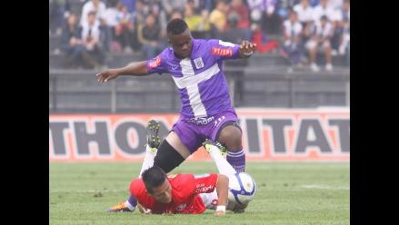 Juan Aurich no vence a Alianza Lima en Matute desde el 2008
