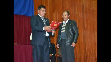 Dirección Regional de Puno otorga reconocimiento a RPP