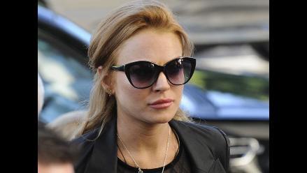 Lindsay Lohan perdió 10 mil dólares cuando le robaron cartera, afirman