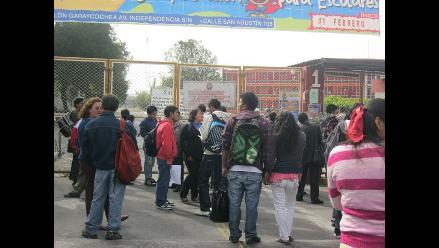 El 20% de jóvenes no estudia ni trabaja en la región Arequipa