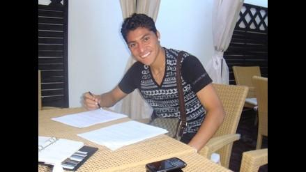 Delantero Daniel Chávez llegó a un acuerdo con Unión Comercio